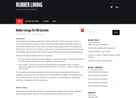 rubberlining.org
