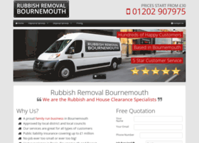 rubbish-removal-bournemouth.com