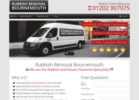 rubbish-removal-bournemouth.com