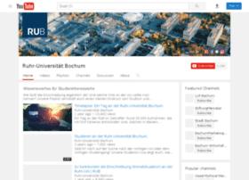 rubcast.ruhr-uni-bochum.de