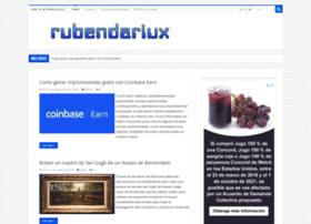 rubendariux.com