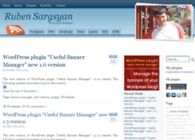 rubensargsyan.com