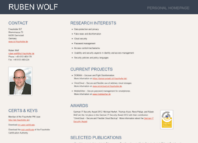 rubenwolf.de