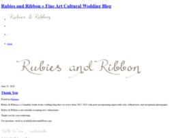 rubiesandribbon.com