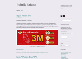 rubrikbahasa.wordpress.com