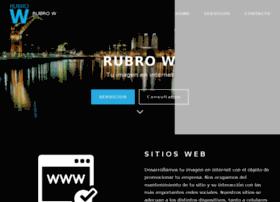 rubrow.com.ar