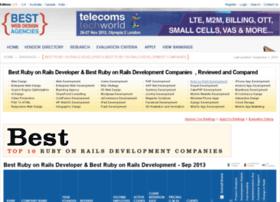 ruby-on-rails-developer.bwdarankings.com