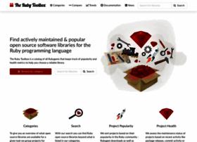 ruby-toolbox.com