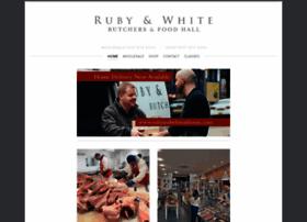 rubyandwhite.com