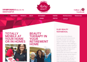 rubybeauty.co.nz
