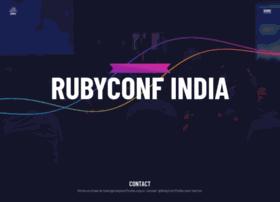 rubyconfindia.org