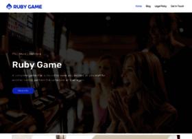 rubygame.org