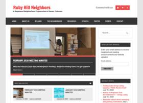 rubyhilldenver.com