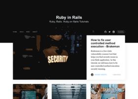rubyinrails.com