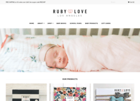 rubylovebaby.com