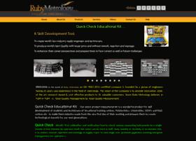 rubymetrology.com