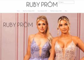 rubyprom.com