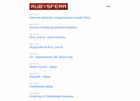 rubysfera.pl