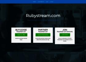rubystream.com