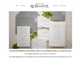 rubythefox.com