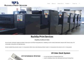 ruchikaprintservices.com