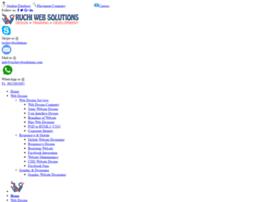 ruchiwebsolutions.com