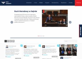 ruchnarodowy.net