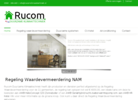 rucomklimaattechniek.nl