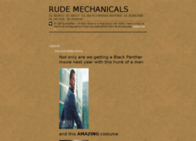 rude-mechanicals.tumblr.com