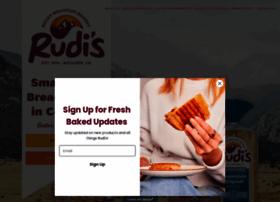 rudisbakery.com