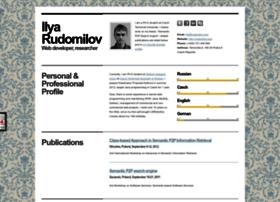 rudomilov.com