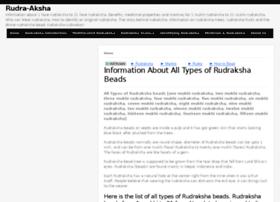 rudra-aksha.com