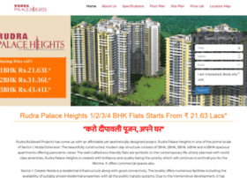 rudrapalaceheights.net.in