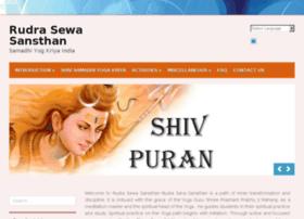 rudrasewasansthan.com