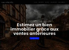 rue-ville.info