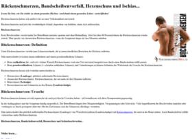 rueckenschmerzweg.de
