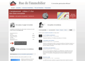 ruedelimmobilier.com