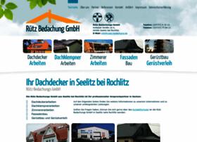 ruetz-bedachung.de