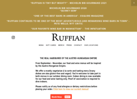 ruffiannyc.com