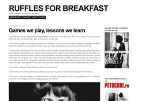 rufflesforbreakfast.wordpress.com