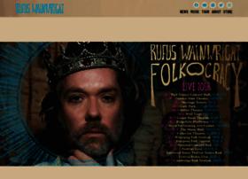 Rufuswainwright.com