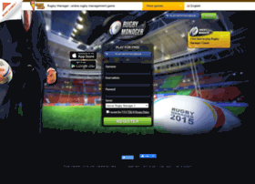rugby-manager.com