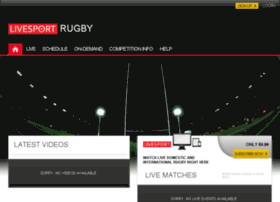rugby.livesport.tv