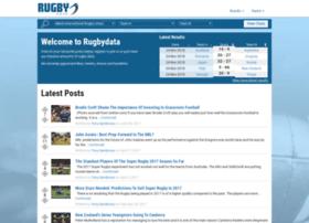 rugbydata.com