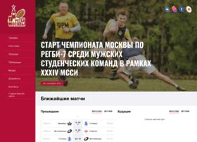 rugbymoscow.ru