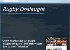 rugbyonslaught.blogspot.ie