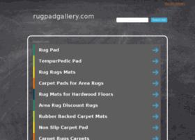 rugpadgallery.com