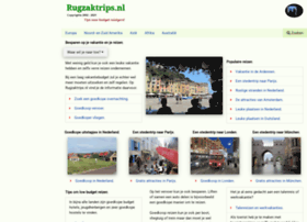 rugzaktrips.nl