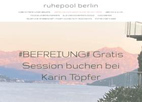ruhepool-berlin.com