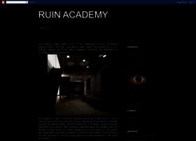 ruinacademy.blogspot.com